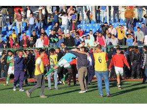 Pütürge Belediyespor Bölgesel Amatör Lig'e yükseldi