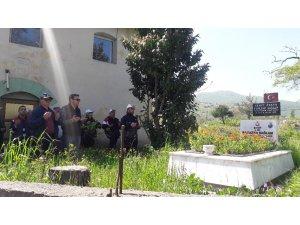 Çaycuma'da doğa yürüyüşü gerçekleştirildi