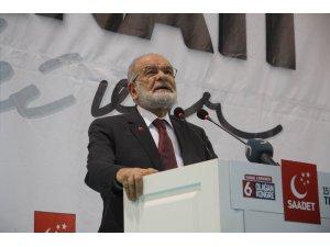 """Karamollaoğlu: """"Suriye saldırısıyla, Türkiye'ye gözdağı veriyorlar"""""""