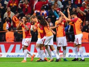 Galatasaray, liderliği devraldı