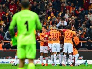 Galatasaray, ligde evindeki yenilmezliğini 17'e çıkardı
