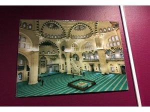 """Stockholm'de """"Türkiye ve camiler"""" sergisi"""