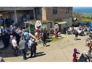 Etyemez Kahyaoğlu Mahallesi'nde Bolluk Aşı etkinliği