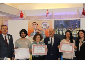 BEST CONTEST TURKEY 2018'de mutlu son