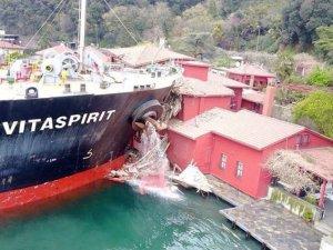 Yalıya çarpan geminin kara kutusu çözümlendi!