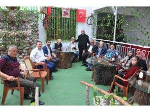 Simav'da 'şair ve yazarlar' buluşması