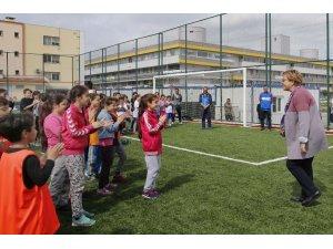 Konak'a beş yıldızlı spor tesisi