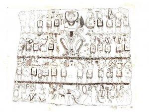 Özbek Arkeologlar, Vudu tanrısı Nana Buluku görüntülü ahşap kompozisyon buldu