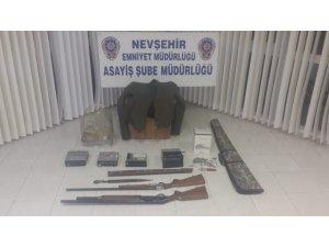 Beş Ayrı Hırsızlık Olayını Gerçekleştirdiği Tespit Edilen Şahıs Tutuklandı