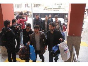 Kocaeli'de FETÖ/PDY şüphelisi 15 kişi adliyeye sevk edildi
