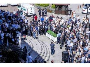 CHP'li meclis üyesi Aydoğan için tören