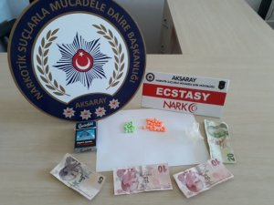 Uyuşturucu ticari yapan 1 kişi tutuklandı