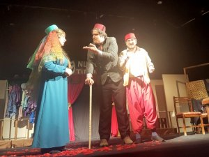 OMÜ 24. Ulusal Tiyatro Festivali başladı