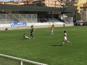 Yeni Altındağ Belediyespor'dan net galibiyet