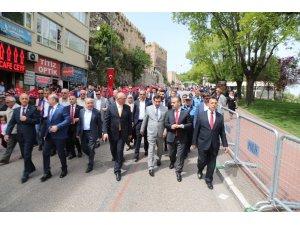 Dünya çocukları Bursa'da buluştu
