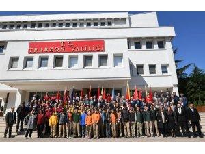 Trabzon'da turizm haftası etkinlikleri başladı
