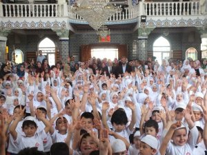 4 - 6 yaş grubu öğrencilerinden özel program