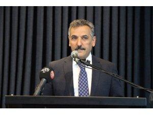 """Vali Osman Kaymak: """"Tanıtım eksikliğimiz var"""""""