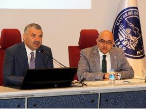 """Büyükşehir Belediye Başkanı Mustafa Çelik: """"Satılık malımız yok, ama teklif gelirse değerlendiririz"""""""
