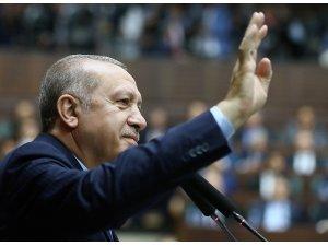 """Cumhurbaşkanı Erdoğan, """"Terörist başının durumu da farklı olmayacak"""" (1)"""