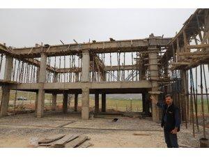 Derik'e yeni içme suyu arıtma merkezi