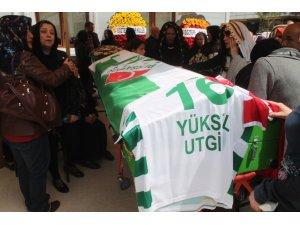 Bursasporlu Utgin son yolculuğuna uğurlandı