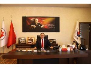 NTSO Başkanı Parmaksız, turizm haftasını kutladı
