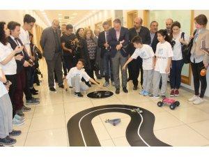 Türkiye'nin robotları Bursa'da yarışacak