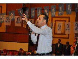 """MYP lideri Ahmet Reyiz Yılmaz: """"Erken seçim için en ideal tarih Ekim ya da Kasım aylarıdır"""""""