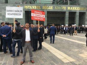 """AK Parti İstanbul İl Başkanı Bayram Şenocak: """"Şehit yakınlarımızın, gazilerimizin bir nebze olsun gönlü rahatladı"""""""