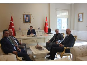 Ankara'daki Malatyalılar'dan Zengince'ye ziyaret