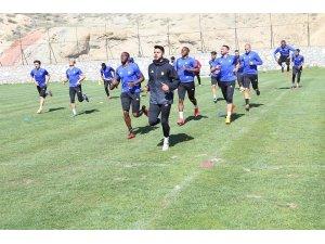 Evkur Yeni Malatyaspor'da Beşiktaş mesaisi başladı
