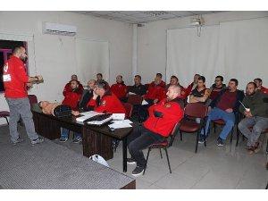 KARDOFF üyelerine sertifikalı ilk yardım eğitimi
