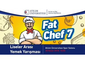 Atılım Üniversitesi Liselerarası Yemek Yarışması düzenleyecek