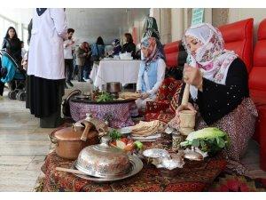 Van'da ödüllü yemek yarışması