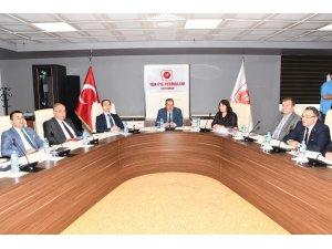 Adıyaman'da 2018 yılının ilk koordinasyon toplantısı yapıldı