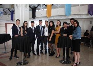 Lise öğrencilerinden hukuk alanında örnek proje