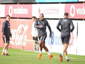 Beşiktaş'ta Fenerbahçe maçı hazırlıkları devam ediyor