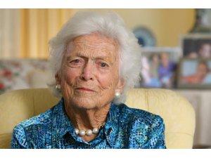 Barbara Bush 92 yaşında hayatını kaybetti