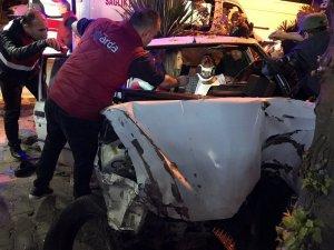 Ordu'da trafik kazası: 2'si ağır 3 yaralı