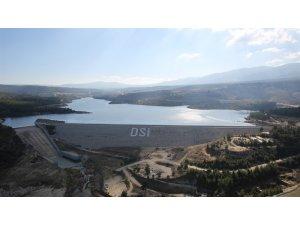 Aydın'da 15 yılda 11 baraj 6 gölet inşa edildi
