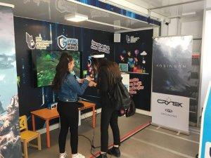 Crytek İstanbul, Uluslararası Çocuk ve Bilgi Güvenliği Kongresi için Ankara'daydı