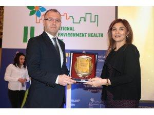 Ordu Büyükşehir Belediyesine çevreci proje ikincilik ödülü kazandırdı