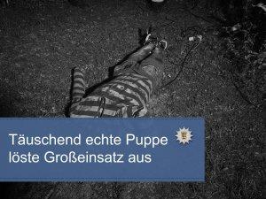 Almanya'da başsız ceset paniği