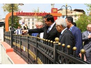Başkan Ak, Müsteşar Öztürk'e Gümüşdere'yi gezdirdi