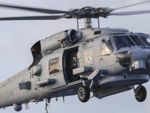 İran'da helikopter düştü: 2 ölü, 2 kayıp