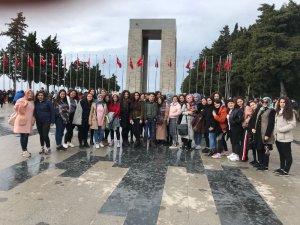 Beyoğlu'nda bin öğrenciye Çanakkale turu