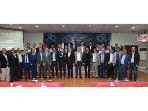 Van TSO Meclis Başkanlığına Ertürk seçildi