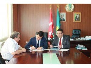 ARÜ ve Kazak Üniversiteleri arasında güç birliği