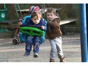 Zonguldak nüfusunun yüzde 22.5'unu çocuk nüfus oluşturdu